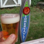 I headed back to New Belgium for the Somersault Ale.